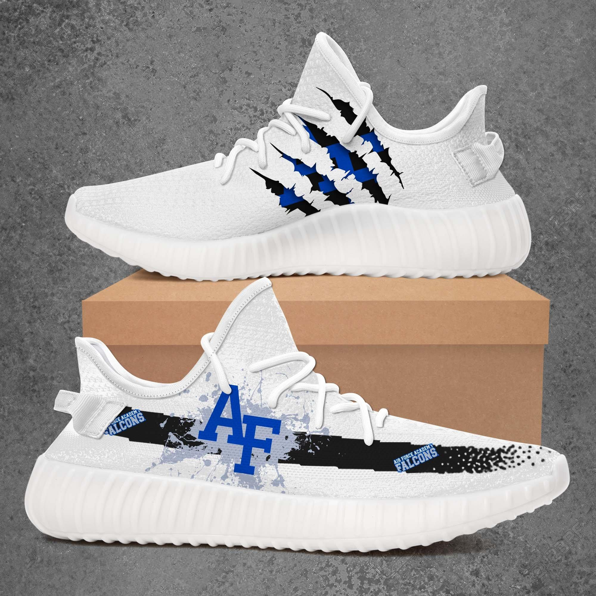 Air Force Falcons NCAA Sport Teams Adidas Yeezy Boost 350 v2 Top Branding Trends 2019