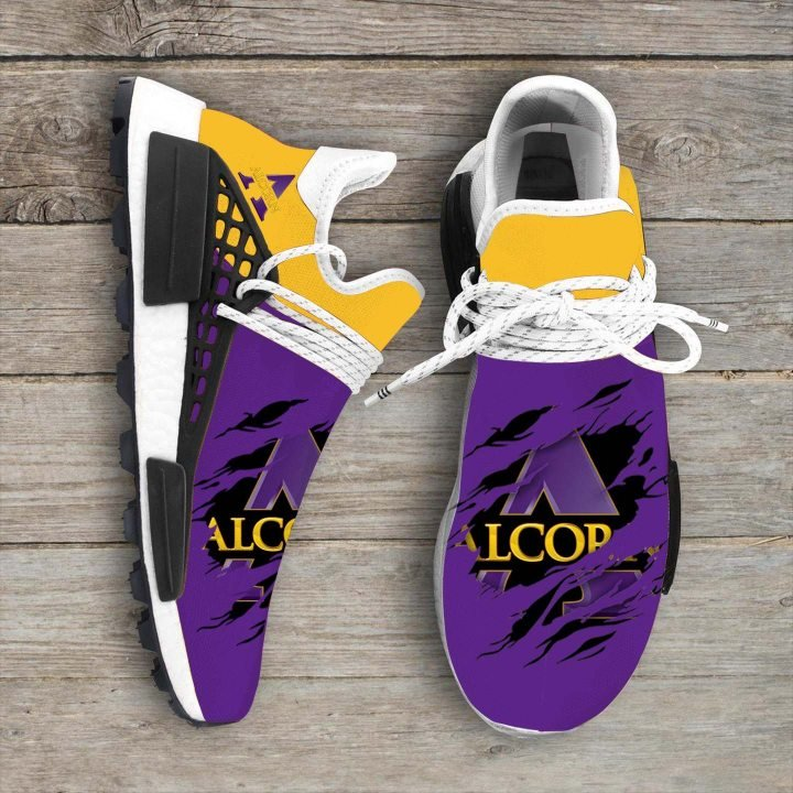 Alcorn State Braves NMD HR Sneakers Gift For Fans Size US5-14